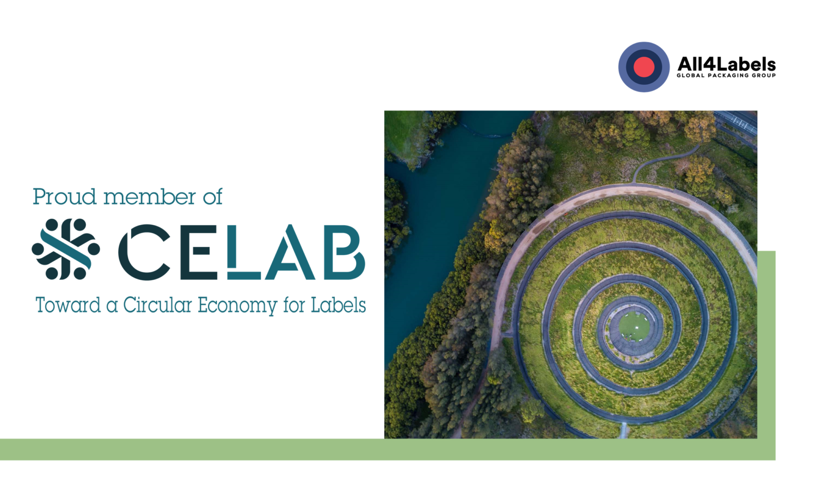All4Labels joins CELAB consortium as official member to promote global recycling in the label industry